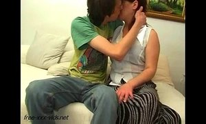 boy with mom mom mothers seduced young