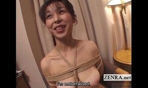 bondage  extreme  japanese moms  playing  tied  toys