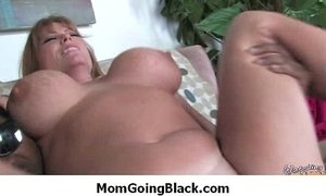 black mature  hardcore  interracial  mom