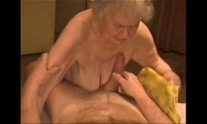 amateurs  facials  granny  old granny