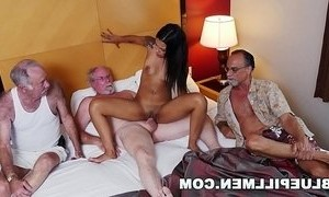 hottie  latina mature  young and old