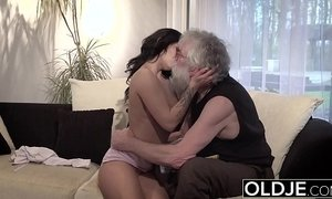 cock  couch  fuck  grandpa  man vs woman  old cunt