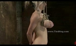 blonde mature  cock  tied  toys  weird