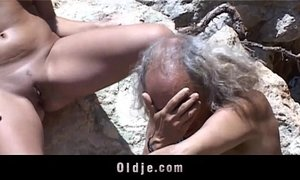 brunette mature  dick  grandpa  kinky matures  old cunt  sucking