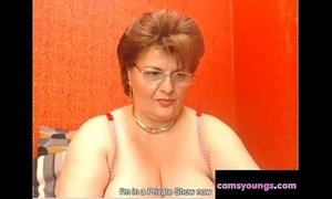 granny  masturbating  mature  webcams