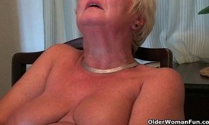british mom  curvy mature  grandma