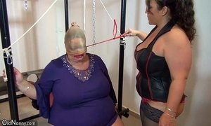 compilation granny mature old cunt wife