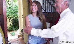 busty  dick  fuck  grandpa  old cunt  students