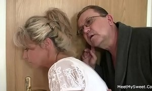 daddy  fuck  horny mature  mom  son and mommy  young and old